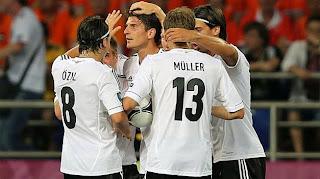Alemania fue el mejor del grupo de la 'muerte'