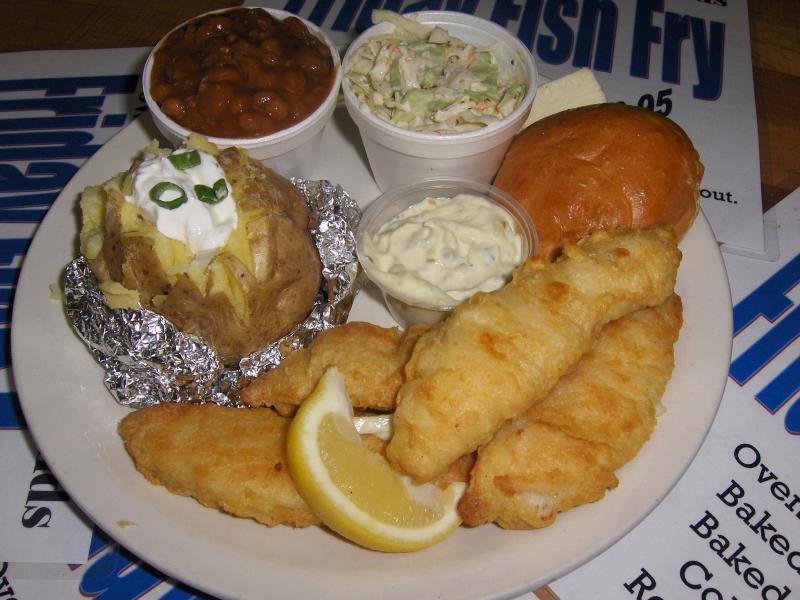 Nipclub nipclub visits wisconsin july 28 2011 for Best fish fry in wisconsin