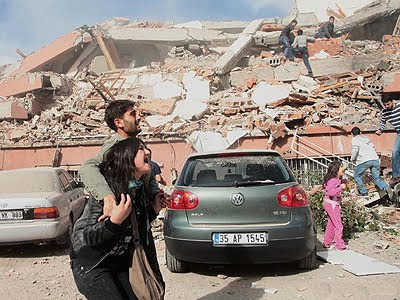 turkish earthquake
