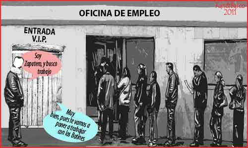 Critica social en una oficina de empleo for Oficina de empleo inem