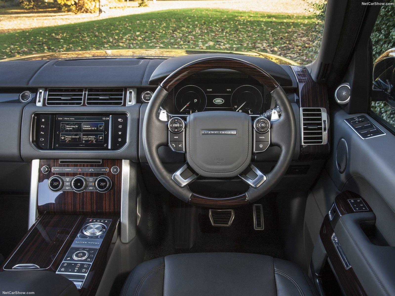 Hình ảnh xe ô tô Land Rover Range Rover SV Autobiography LWB 2016 & nội ngoại thất