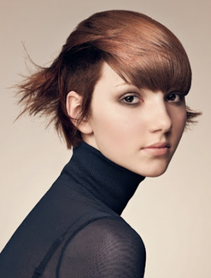 by Wella Nordic Team - Short Hair Style Ideas for Fall