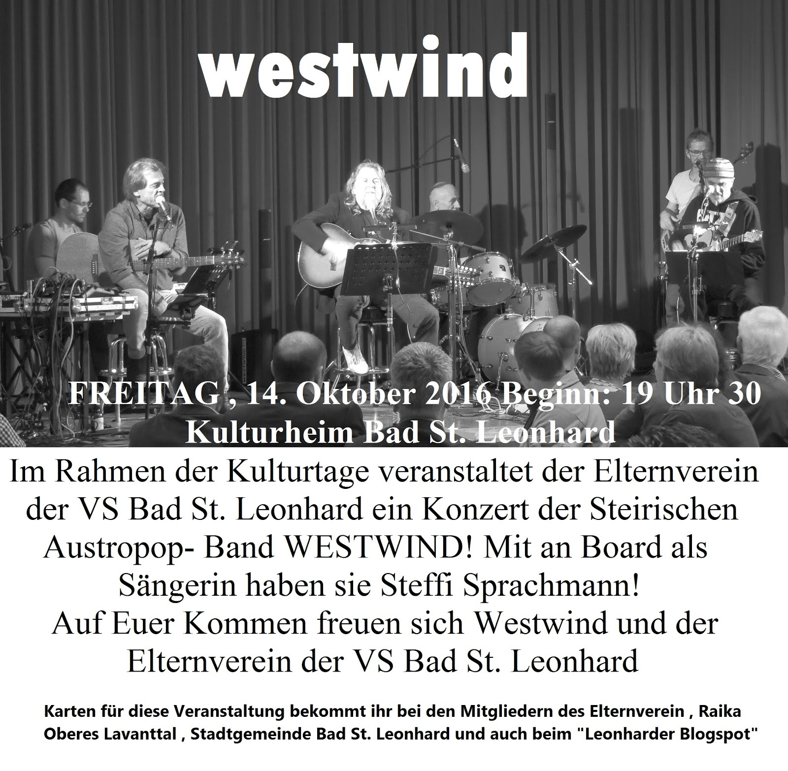 WESTWIND LIVE !!!