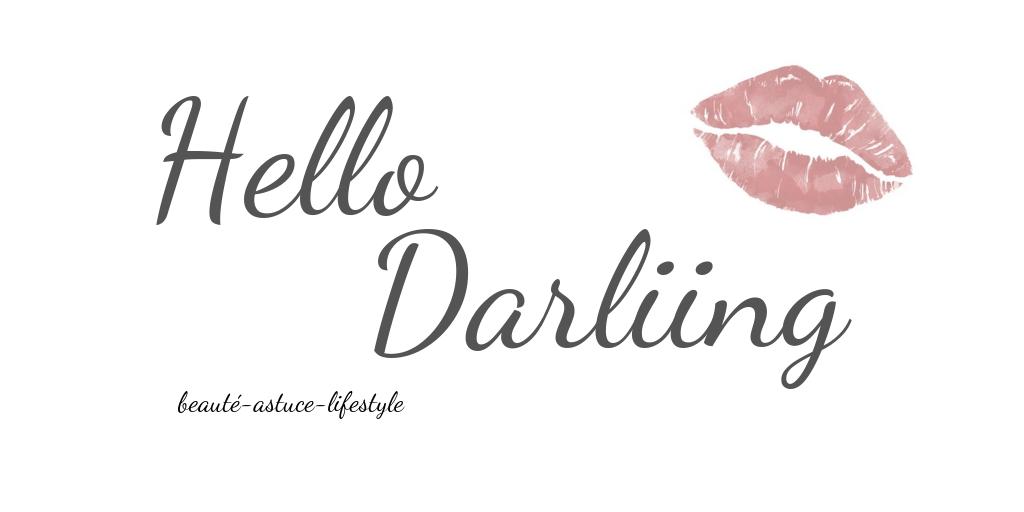 hellodarliing,blog beauté