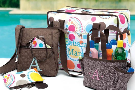 Thirty one accessories product 3121 large utility tote