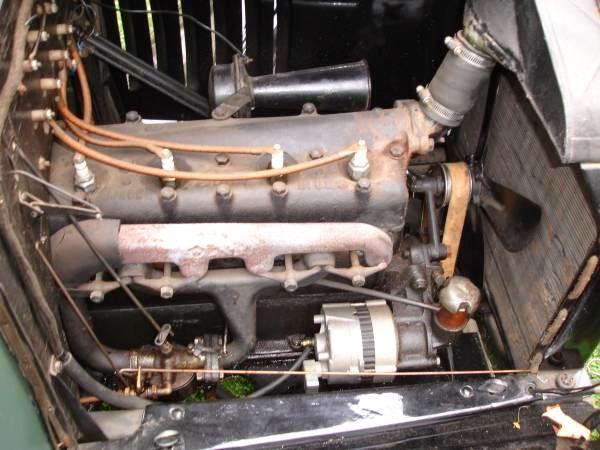 1923 Ford Model T Panel Truck Auto Restorationice
