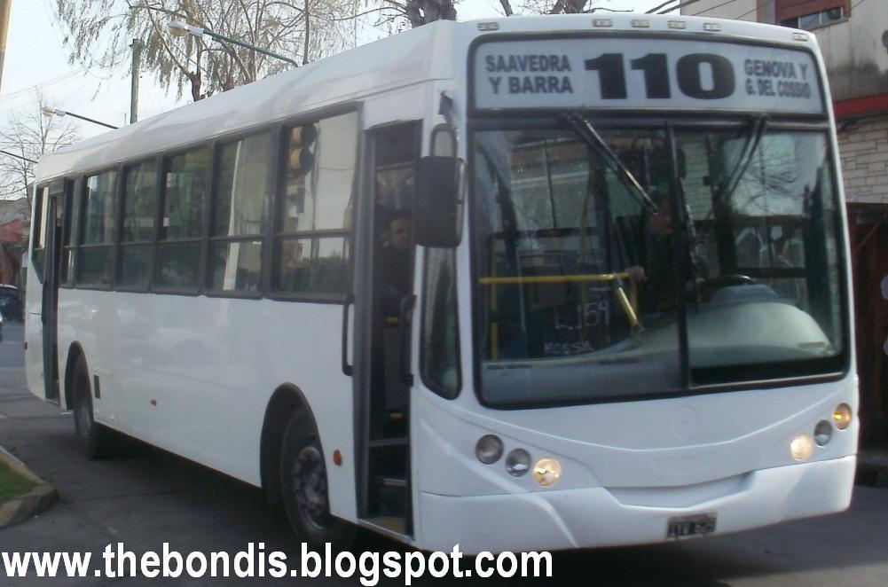 The Bondis - Los buses de tu país: De Rosario a Quilmes