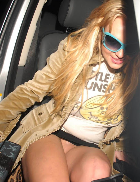 buceta Britney Spears pelada