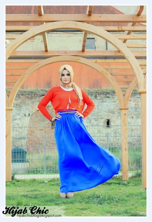 robe-hijab-bleu