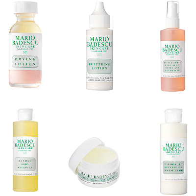 Mario Badescu, Mario Badescu Drying Lotion, Mario Badescu Buffering Lotion, Mario Badescu Facial Spray, Mario Badescu Citrus Body Cleanser, Mario Badescu Hyaluronic Eye Cream, Mario Badescu Vitamin E Body Lotion, skin, skincare, skin care, giveaway, beauty giveaway, 12 days of beauty giveaways
