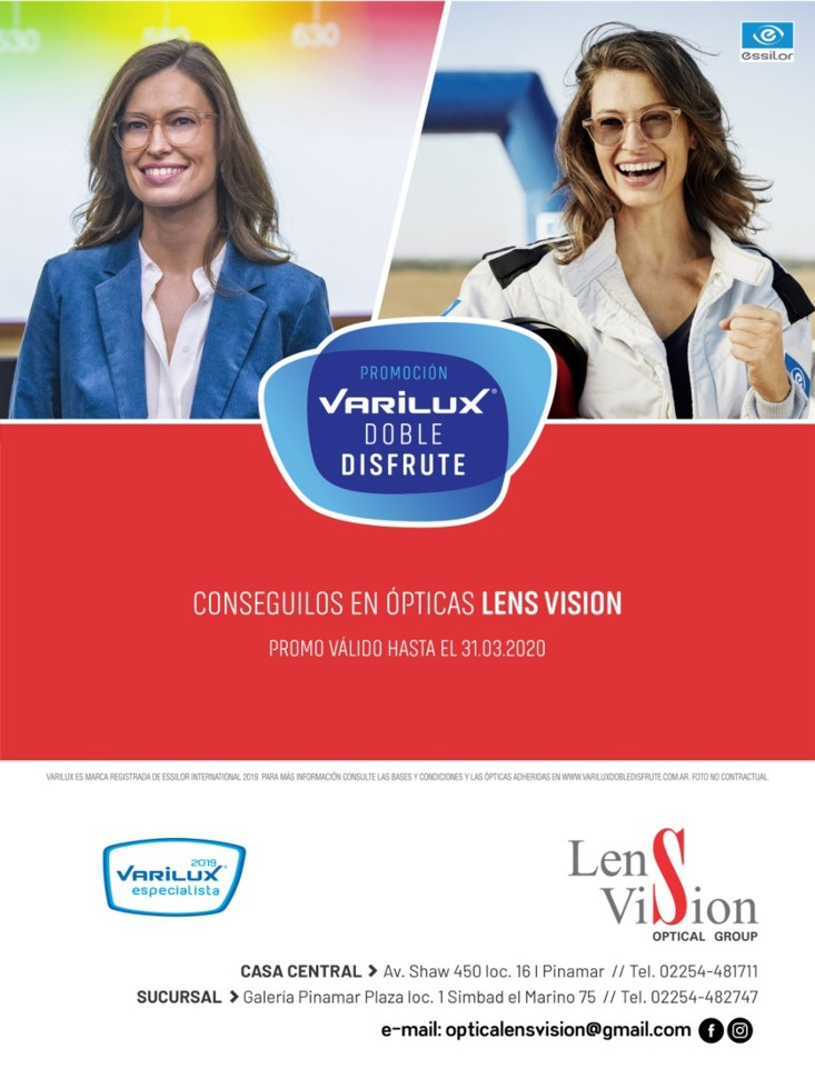 Lens Vision Optical Group
