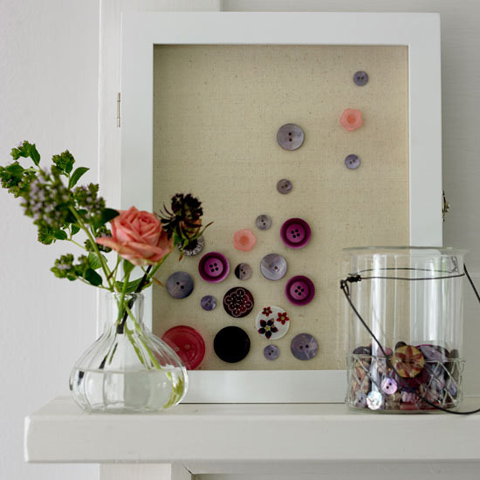 Buttons Artwork for Element Decorative Interior