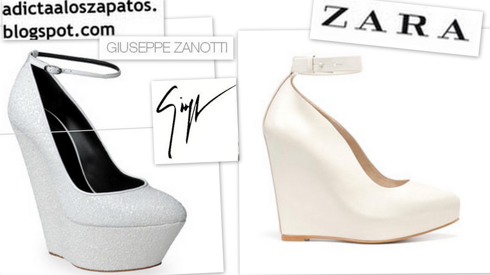 Los Adicta Nueva Ss12 De Zapatos A Zara Zapatos Colección HHw5Z7rqF