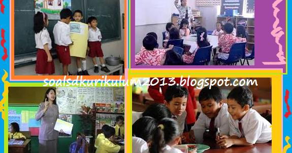 Soal Soal Sd Kurikulum 2013 Soal Ulangan Tematik Kelas 2 Sd Tema 5 6 7 8 Kurikulum 2013