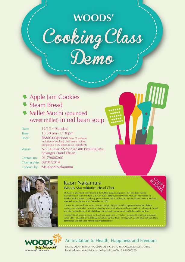 cooking class dessert for chinese new year macrobiotic kitchen chinese - Chinese New Year 2016 Date