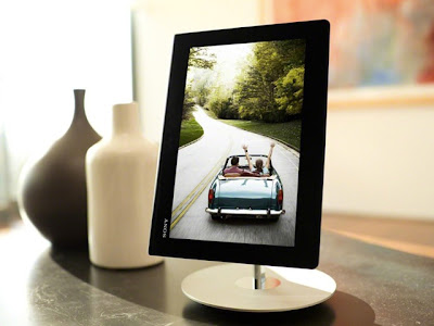 Sony Xperia Tablet S be used as digital album