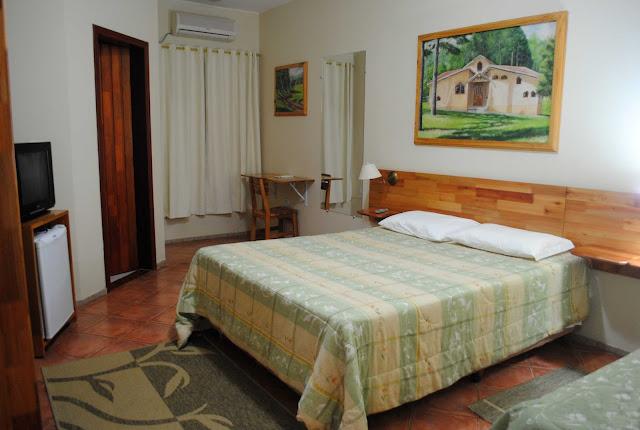 Apartamento casal hotel Catavento em Cristalina
