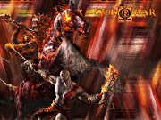 God of War III inicia imediatamente no final de God of War II.