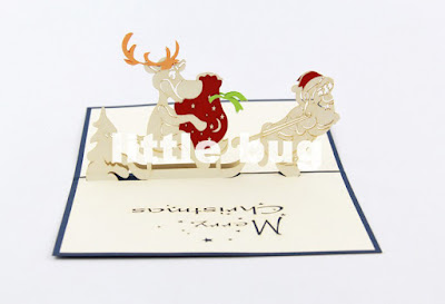 2015-3D-Santa-Claus-Reindeer-Christmas-font-b-Card-b-font-Pop-up-font-b-cards
