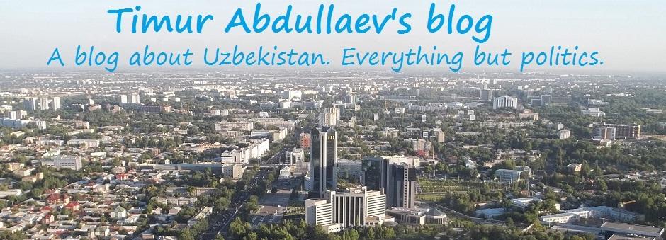 Timur Abdullaev's blog