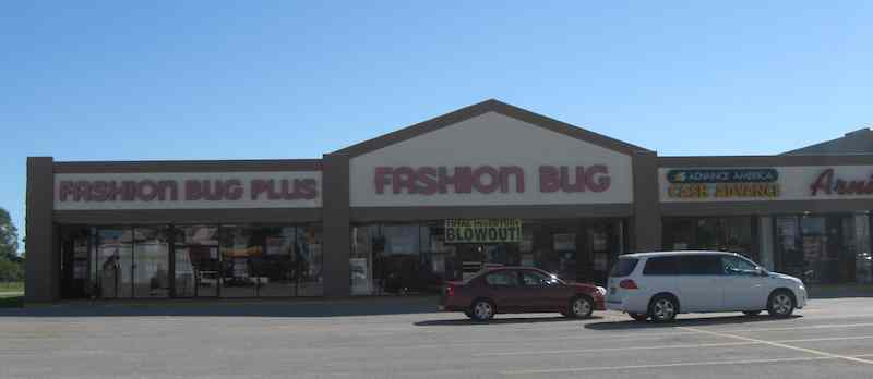 Fashion Bug Store In Georgia I had never been in the store