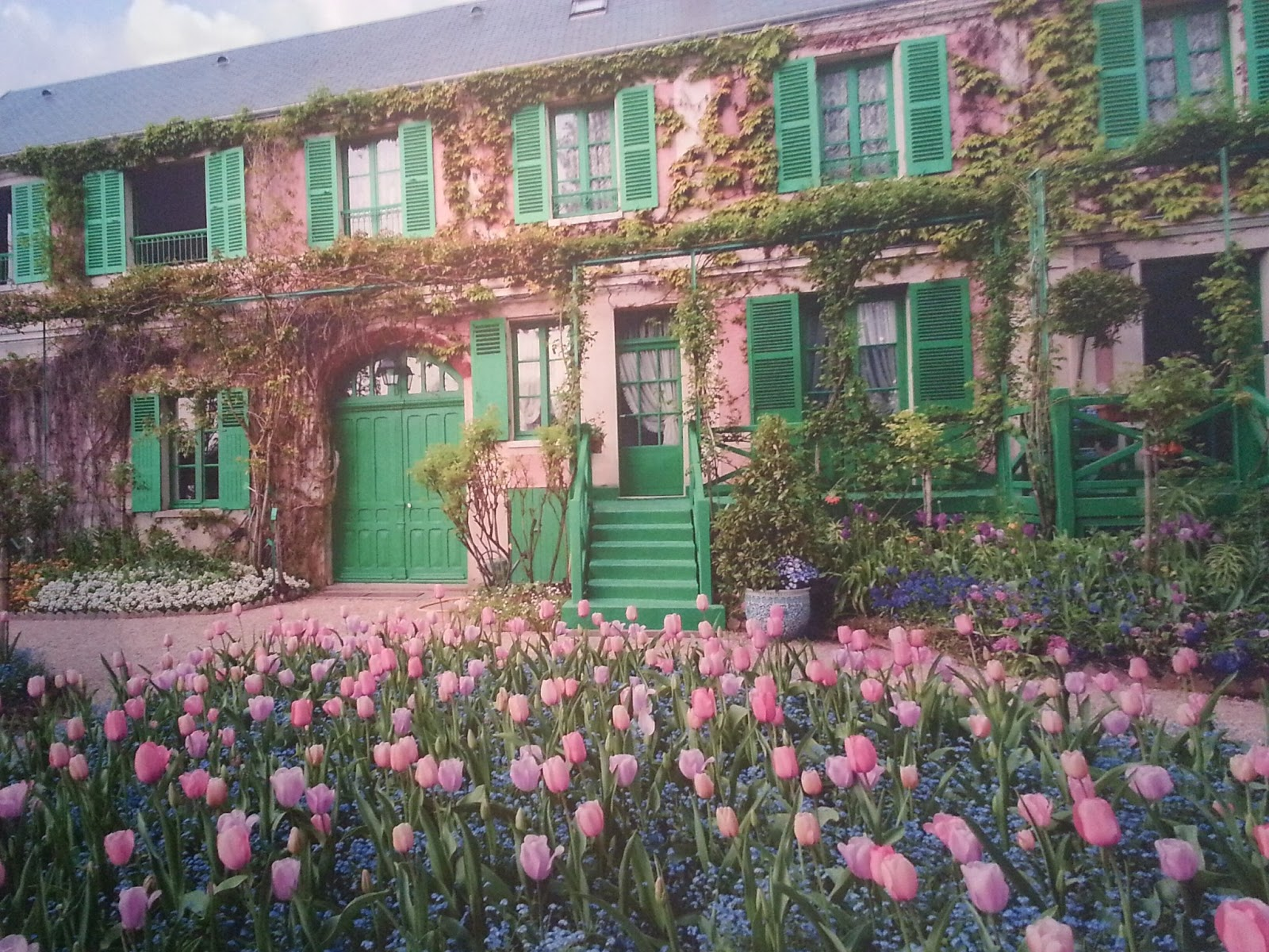 The Near And The Elsewhere Monet 39 S Garden The Mus E