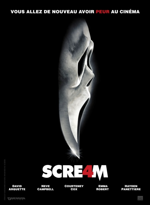 Scream 4 bande-annonce VF