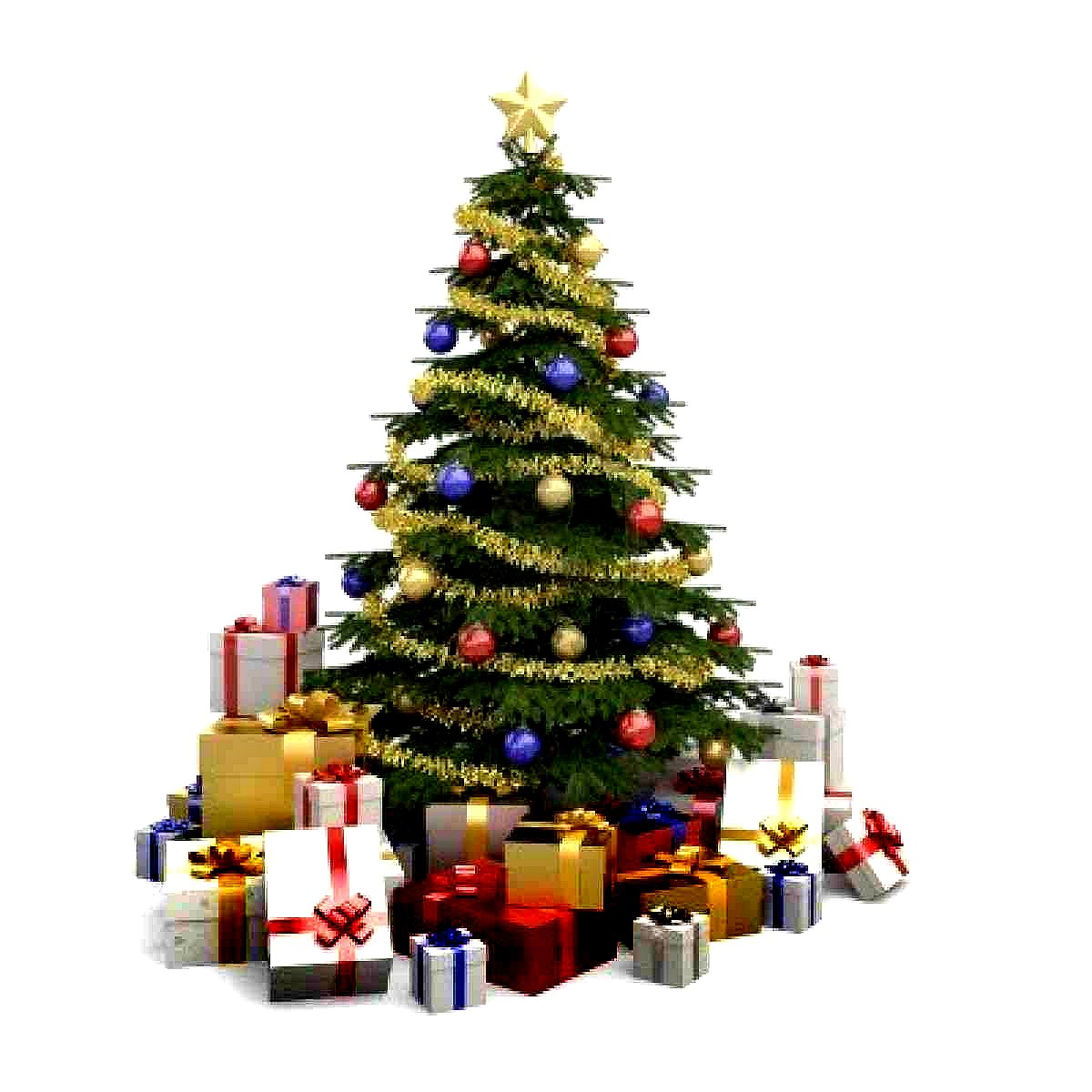 Christmas Tree English Christmas Spirit