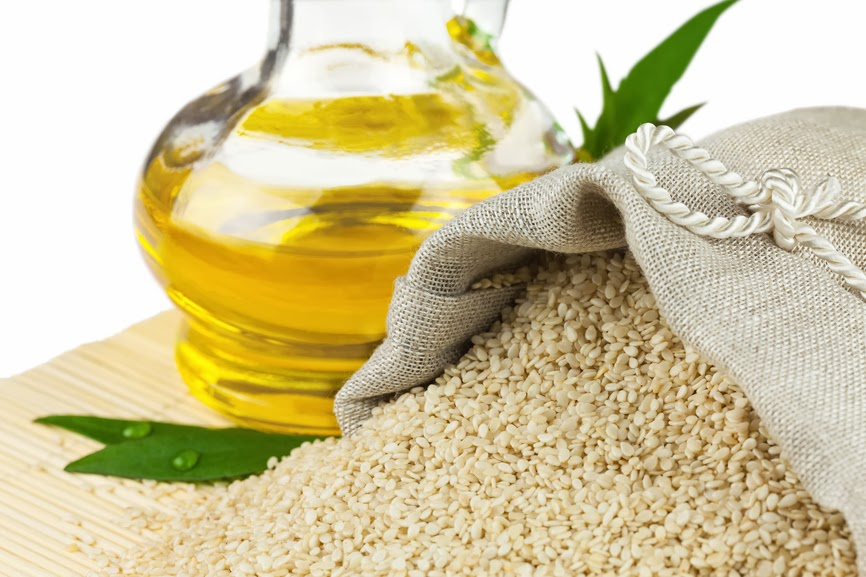 The benefits of sesame oil for hair