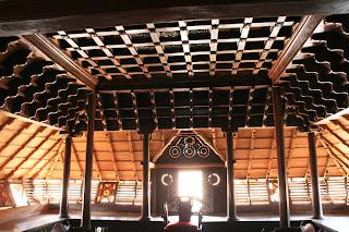 Padmanabhapuran Palace Council Chamber