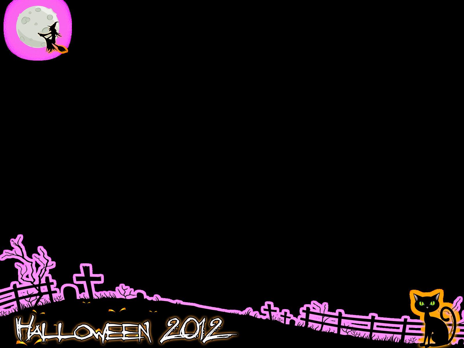 Marco para tu halloween - Marcos en psd y png para descargar gratis.