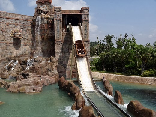 Legoland Water Park Malaysia's first water park themed to the Asian region