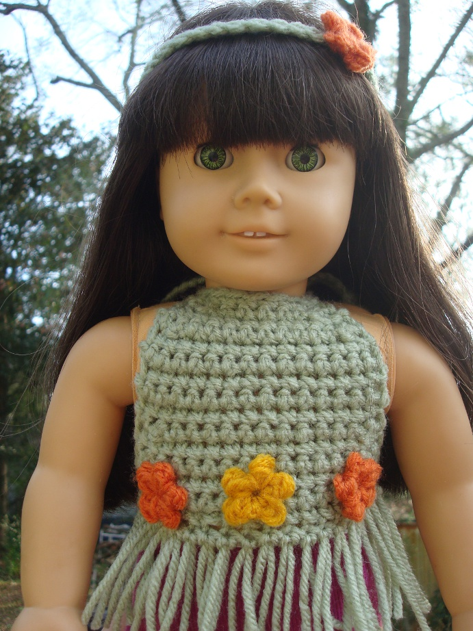 Nyanpon Boho Doll Top
