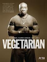 """Michael Clarke Duncan, ator de """"À espera de um milagre"""" é vegetariano"""