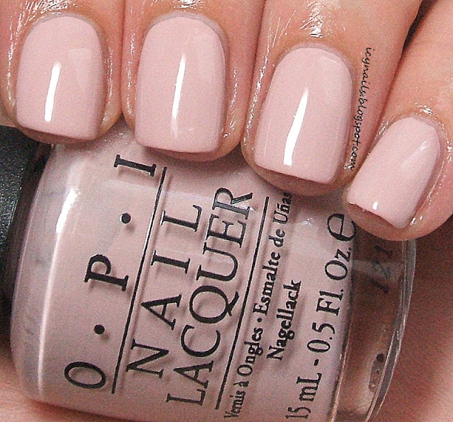 OPI My Very First Knockwurst: Swatch And Review