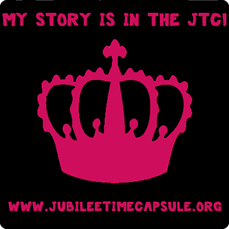 I am on the Jubilee Time Capsule