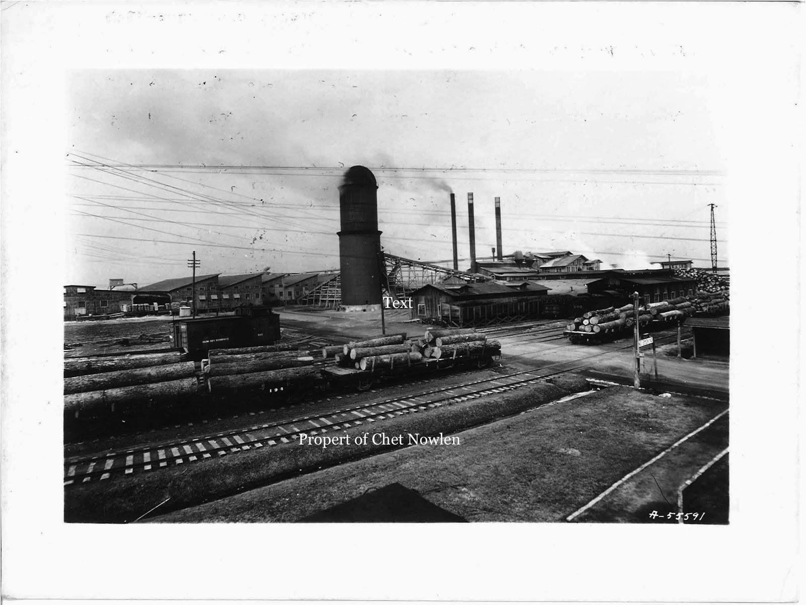 Millard Lumber Old Photo
