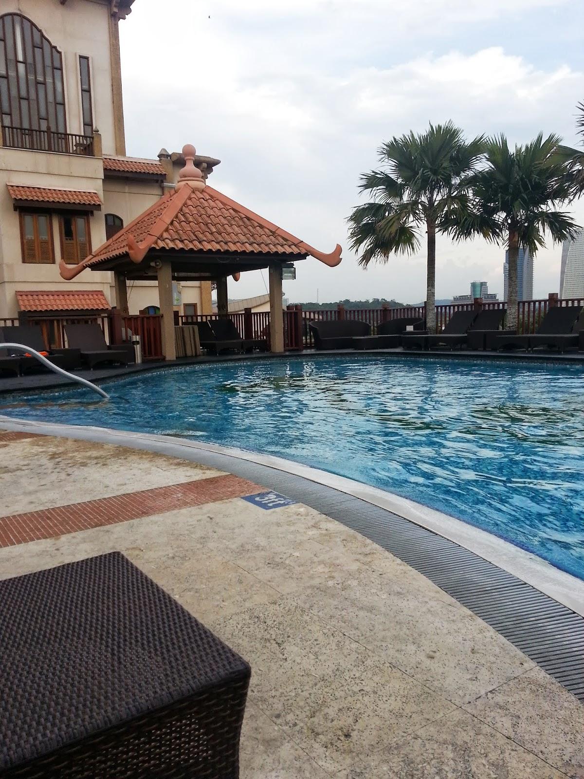 Coretan Aku Part Ii Pullman Putrajaya Lakeside Hotel And Spa