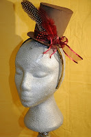 Lord Licorice Fascinator