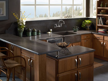Kitchen Counter Ideas Cool With Kitchens with Corian Countertops Images