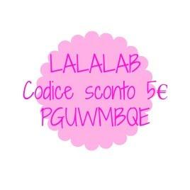 Coupon LaLaLab