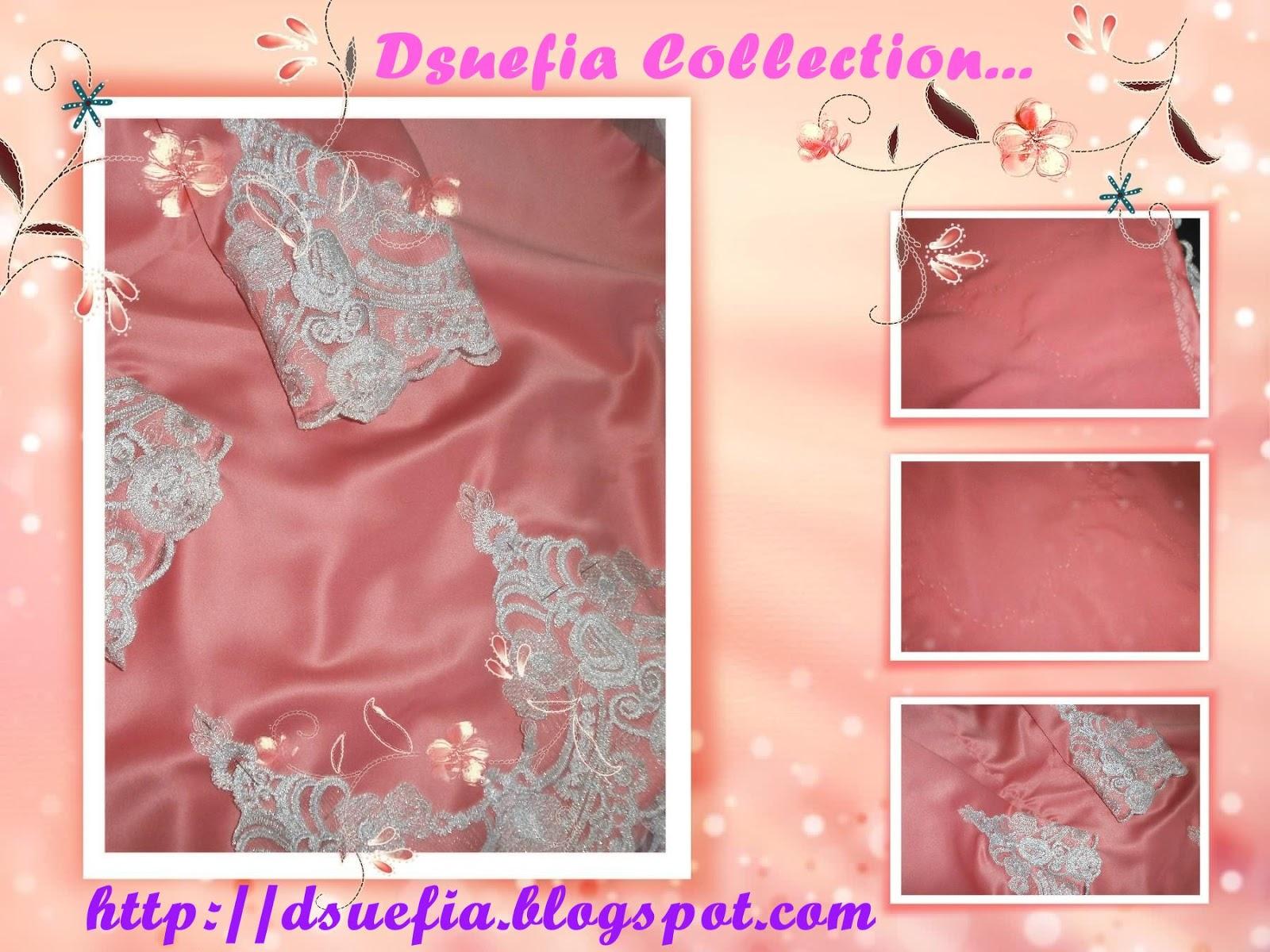 Lace Border Baju Kurung