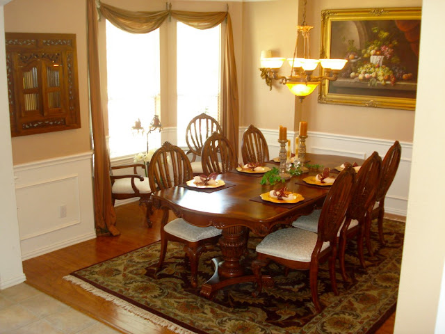 Decorating Dining Room