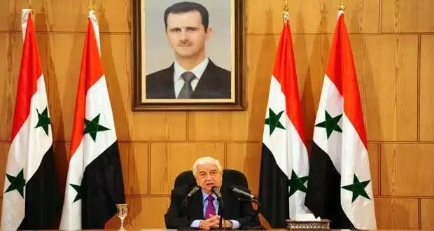 Σύριος ΥΠΕΞ: απορρίπτουμε τις safe zones γιατί προυποθέτουν επιτήρηση τους από τον ΟΗΕ…