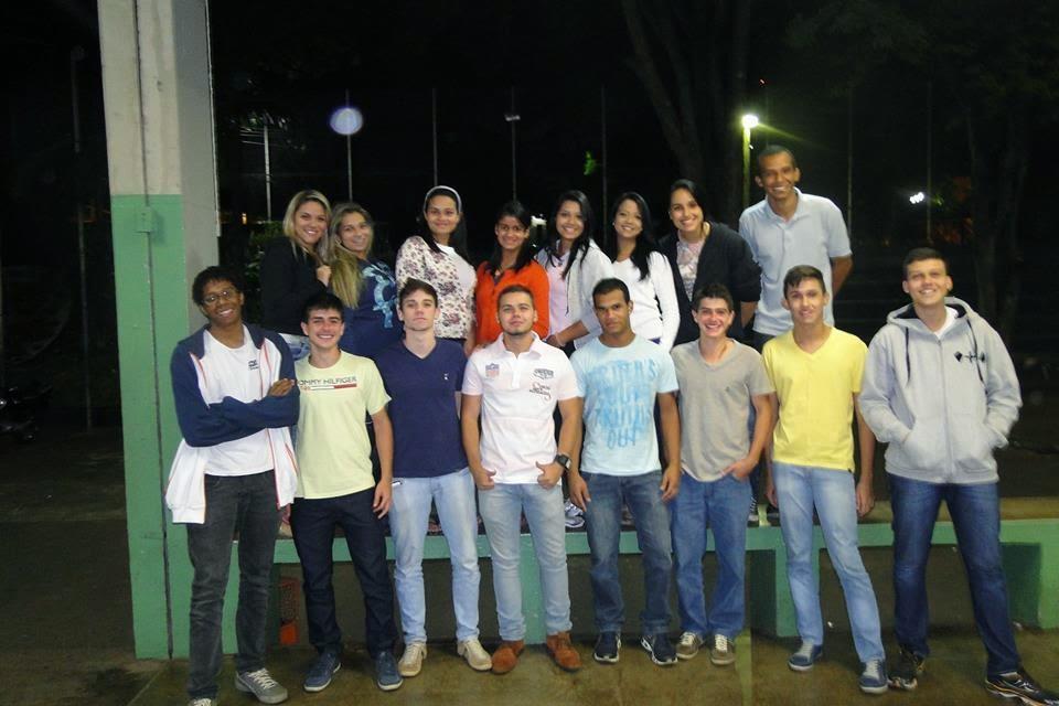 3º Colegial E - 2014