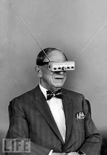 T.V. Glasses