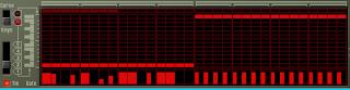Variation autour du Pattern Matrix Four-On-The-Floor