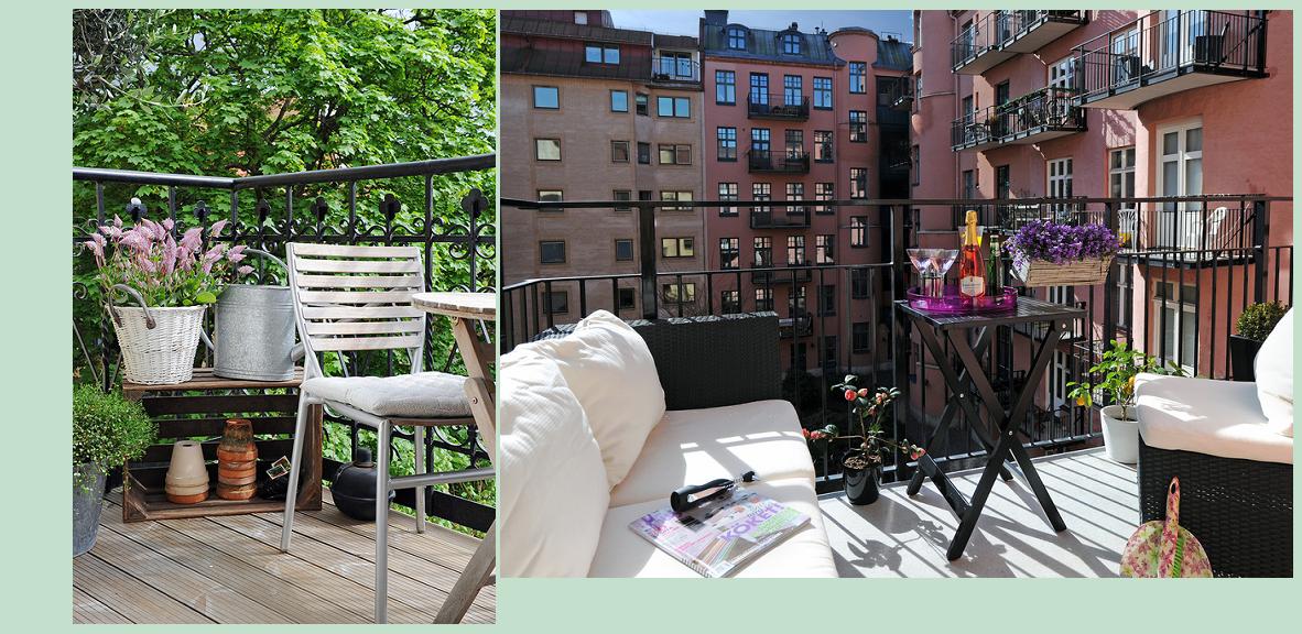 Zelf heb ik geen balkon maar een normale grote tuin, en ik kan niet ...