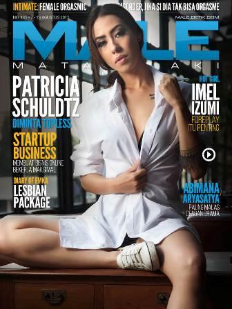 male magazine 145 - patricia schuldtz