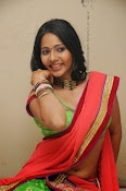 Mithra half saree photo shoot-thumbnail-2